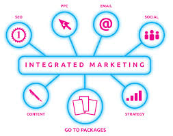 Integrated marketing for mobile sites